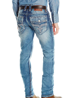 Rock Revival alternative straight denim