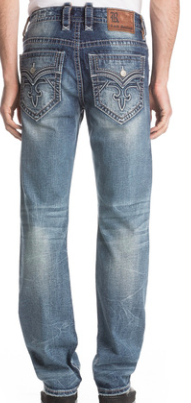 Rock Revival straight denim