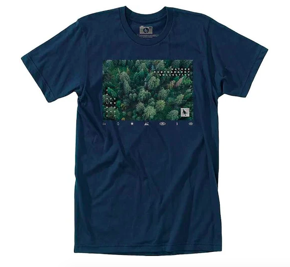 HippyTree Forestry tee
