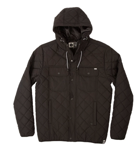 Salty Crew Tidal puffy jacket