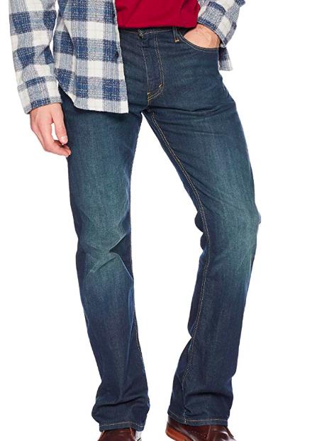 Levi's 527 jeans 32 inseam