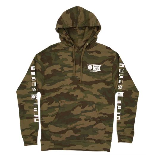 Salty Crew Alpha hoodie