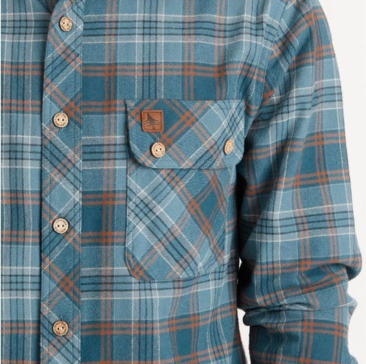 HippyTree Fairing flannel