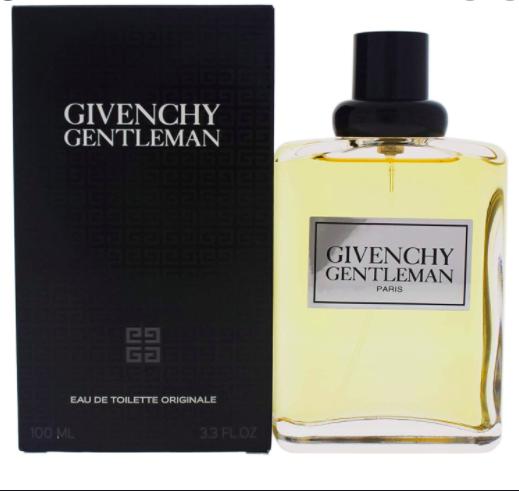 Givenchy Gentleman Paris