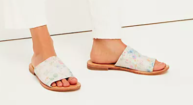 Free People Vicente Slide Sandal