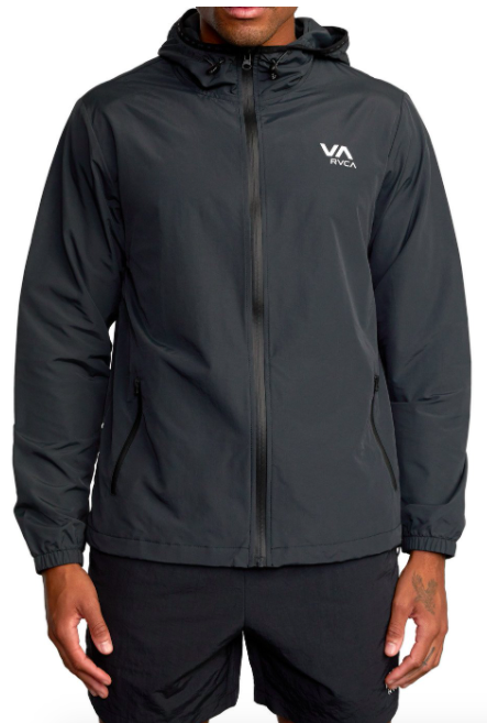 RVCA Outsider Packable Anorak Jacket