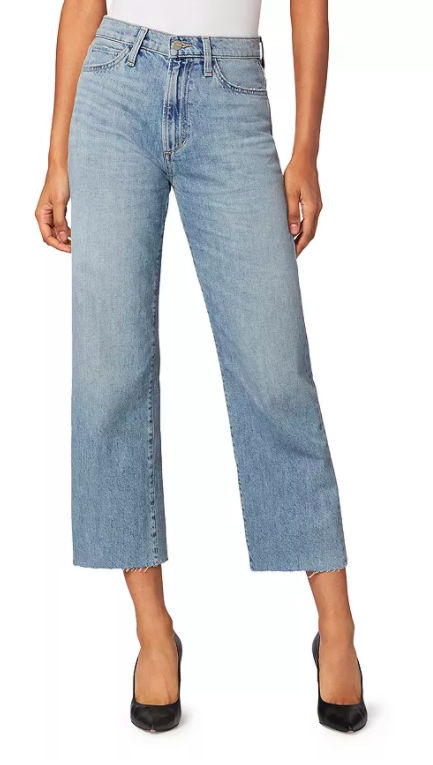 Joes Jeans The Blake High Rise Wide Leg Crop