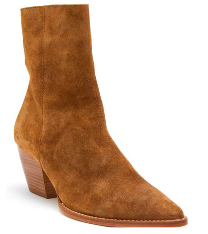 Matisse Fawn Suede Caty Boot