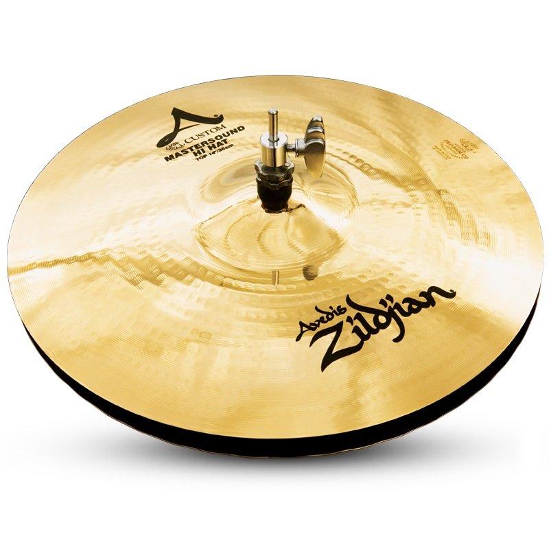 Zildjian 14 A Custom Mastersound Hi-Hat (Pair)