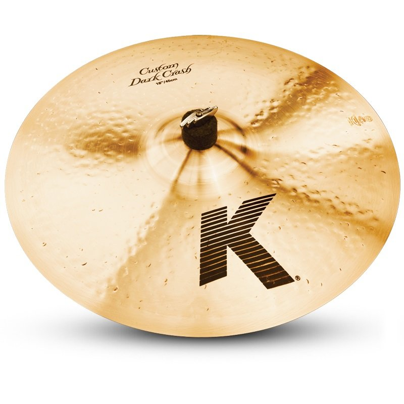 Zildjian 18 K Custom Dark Crash