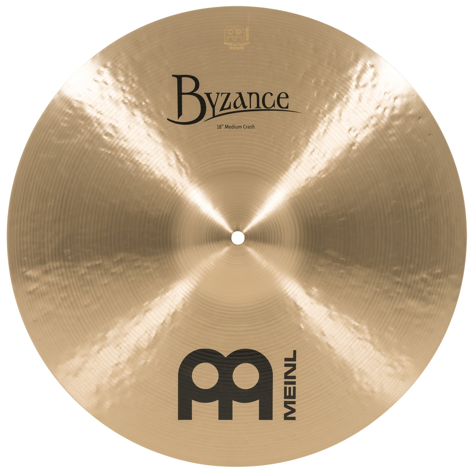 Meinl 18 Byzance Traditional Medium Crash