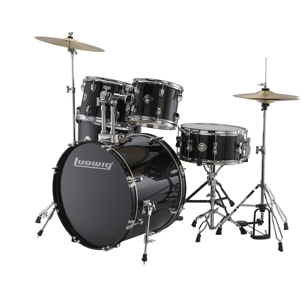 Ludwig Accent Series Drive Complete Drum Package