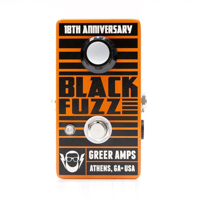 Greer Amplification Black Fuzz