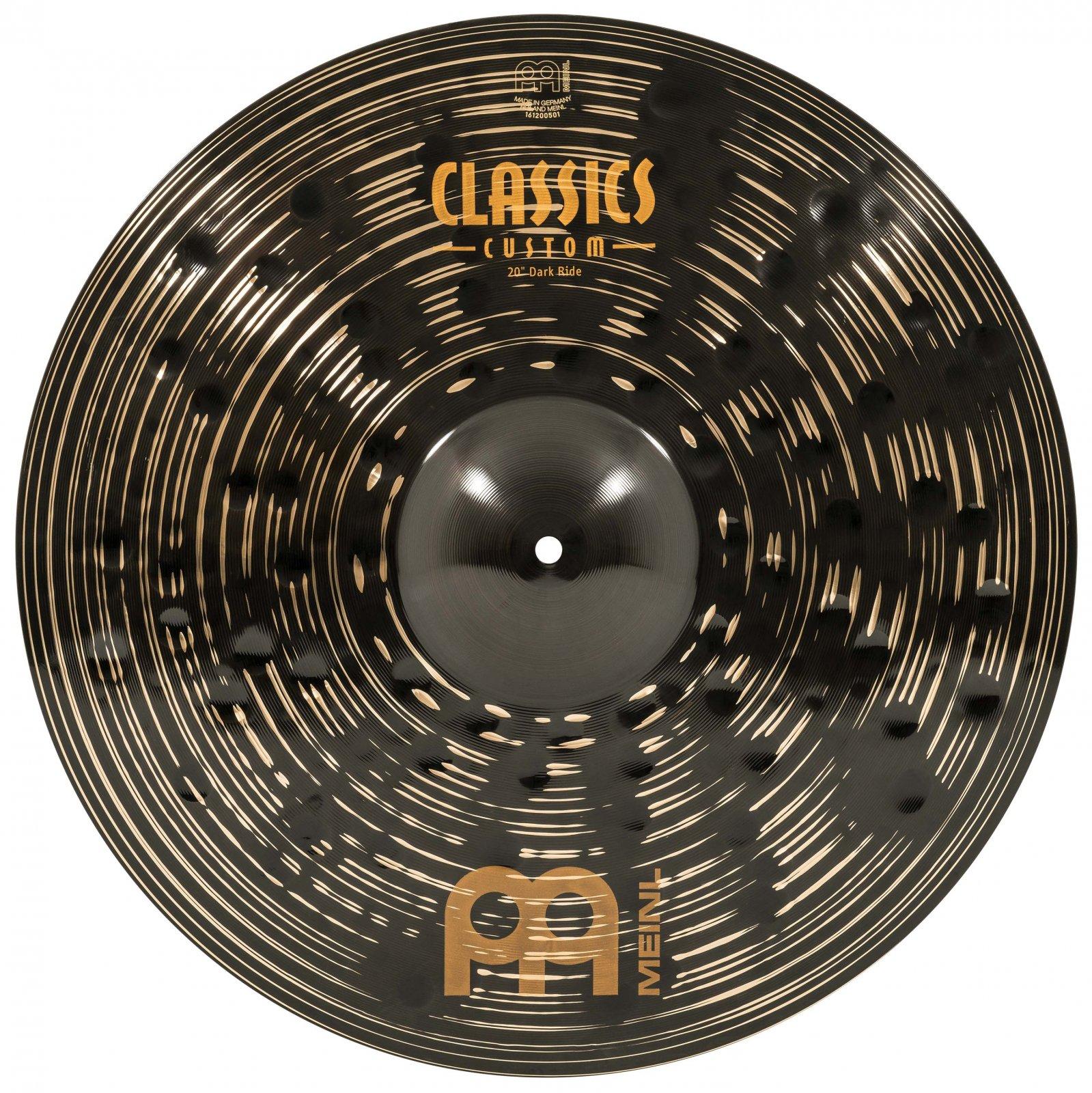 Meinl 20 Classics Custom Dark Ride