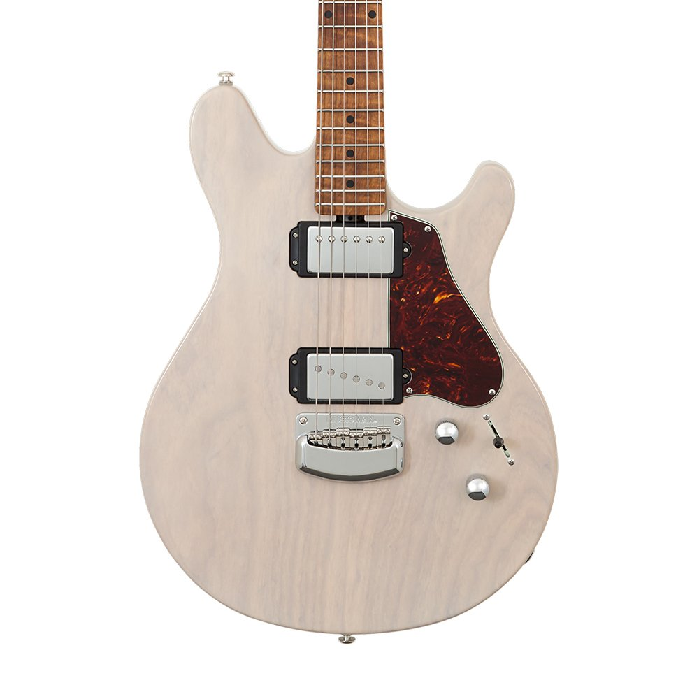 Ernie Ball Music Man Valentine (Trans Buttermilk)