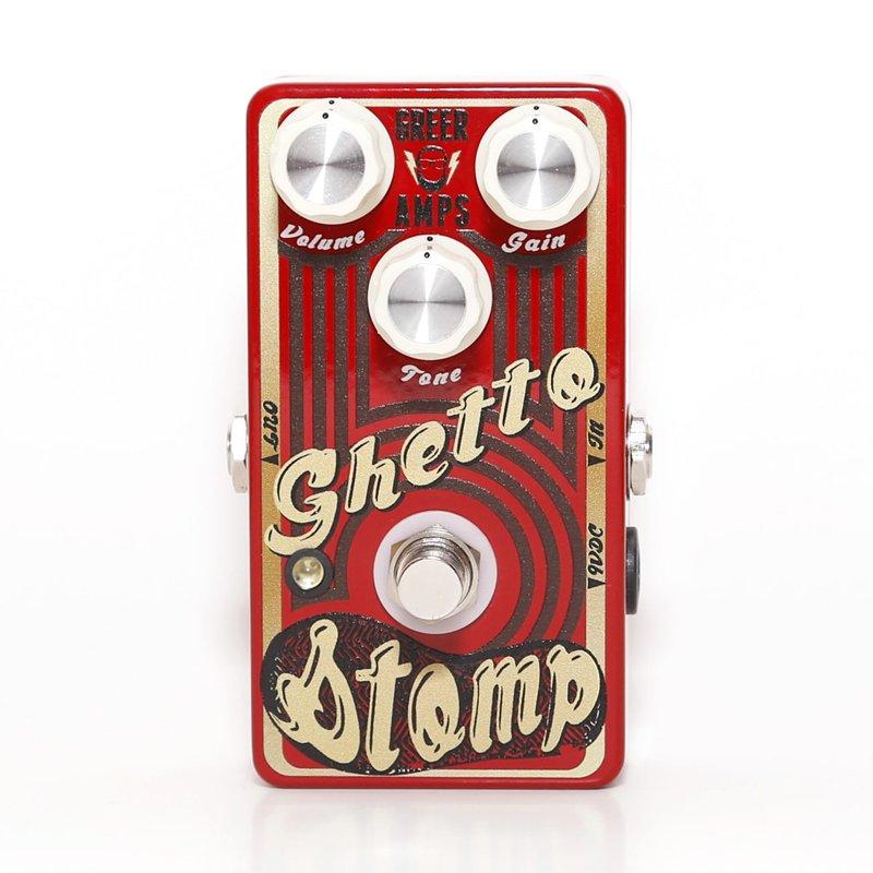Greer Amplification Ghetto Stomp