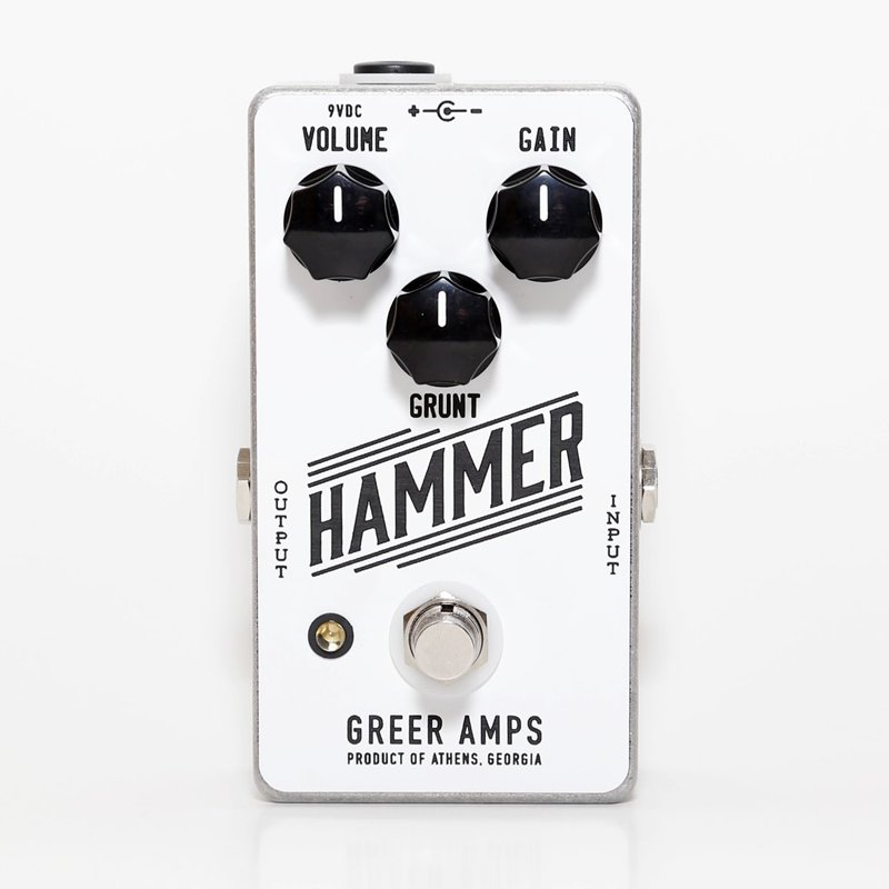 Greer Amplification Hammer