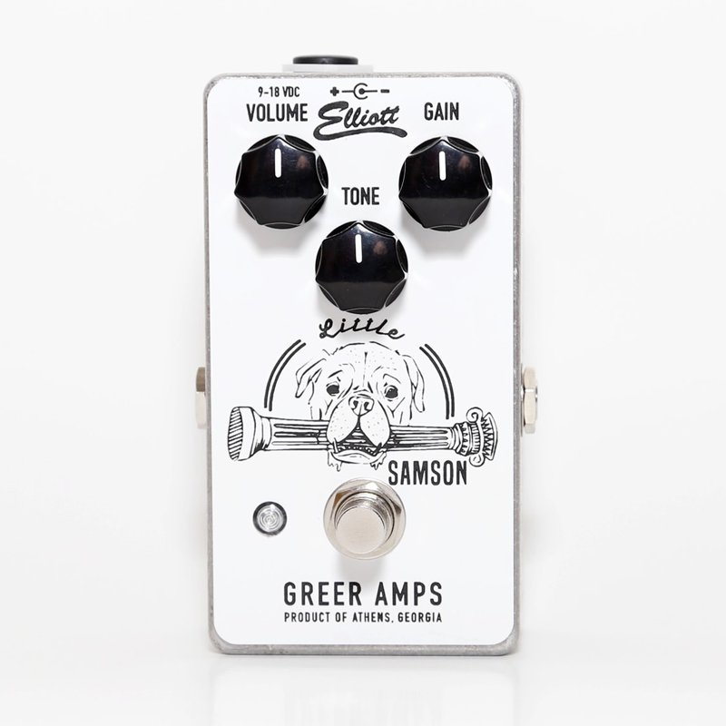 Greer Amplification Little Samson