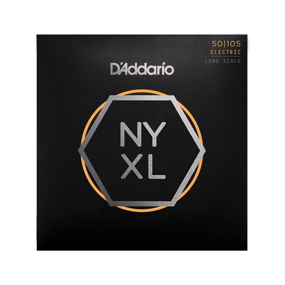 D'Addario NYXL Medium Bass 50-105