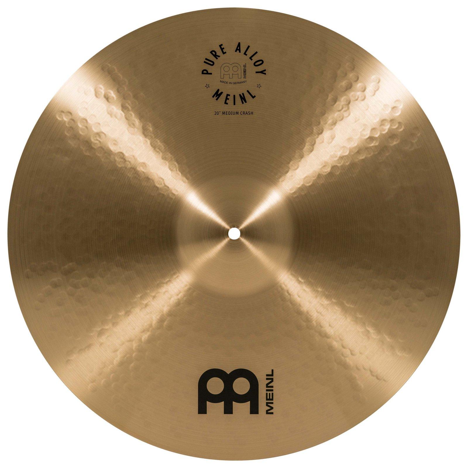 Meinl 20 Pure Alloy Traditional Medium Crash