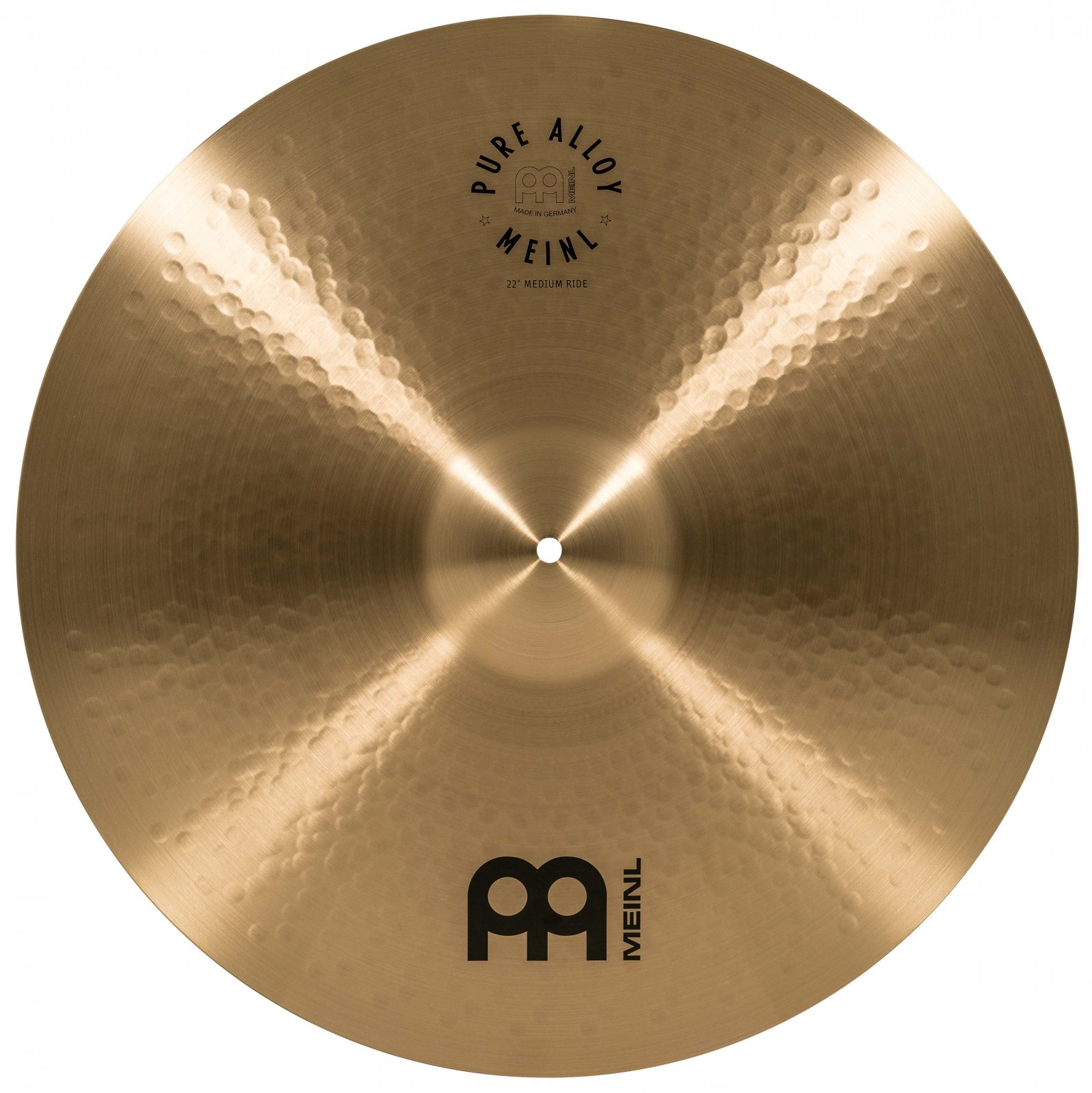 Meinl 22 Pure Alloy Traditional Medium Ride