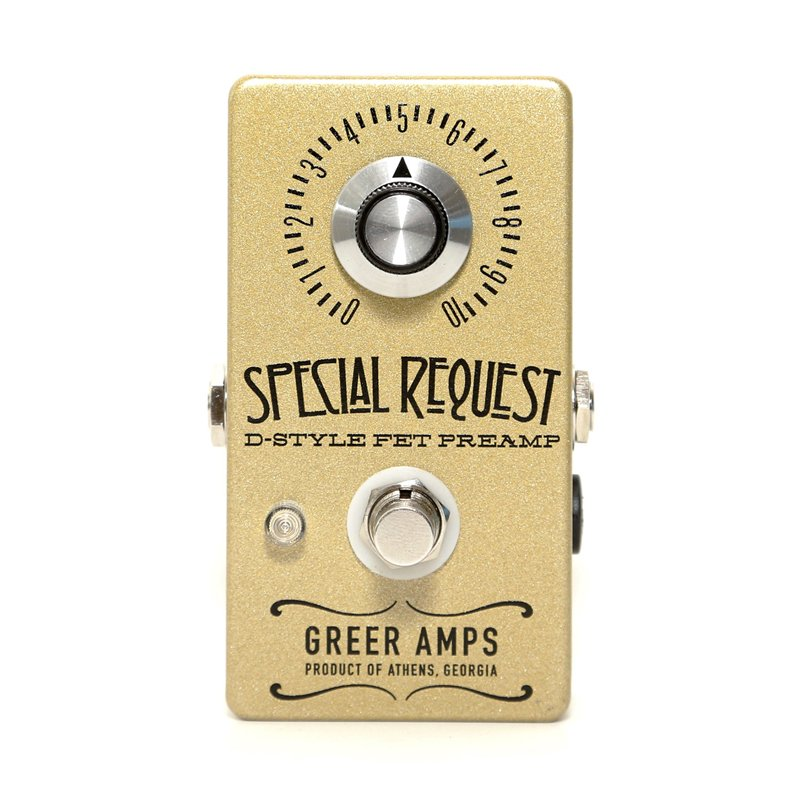 Greer Amplification Special Request