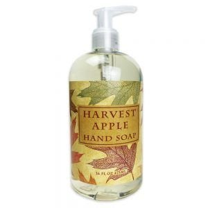 Greenwich Bay Bottled Soaps And Lotions-Harvest Apple