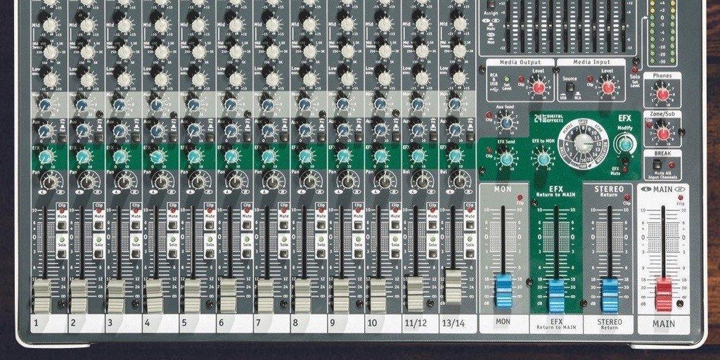 Audio Mixer Rentals