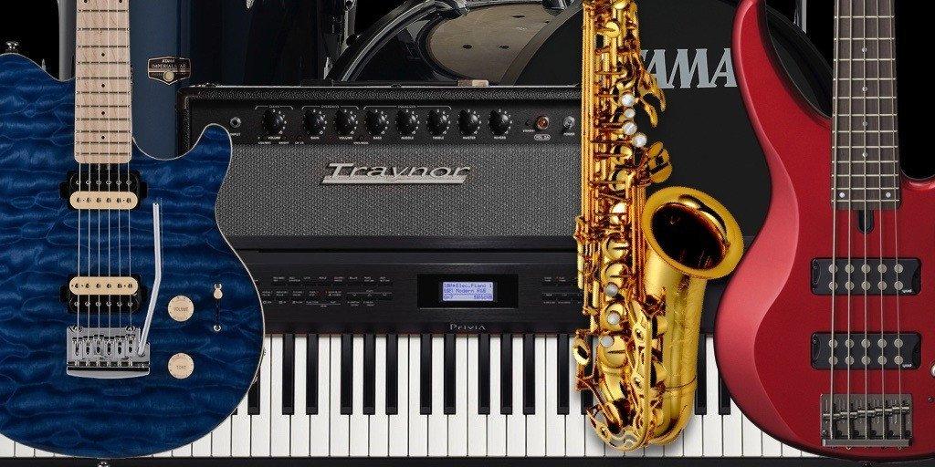 Instrument and Backline Rentals