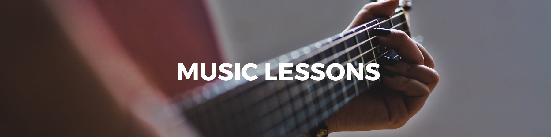 Music Lessons and Instruction