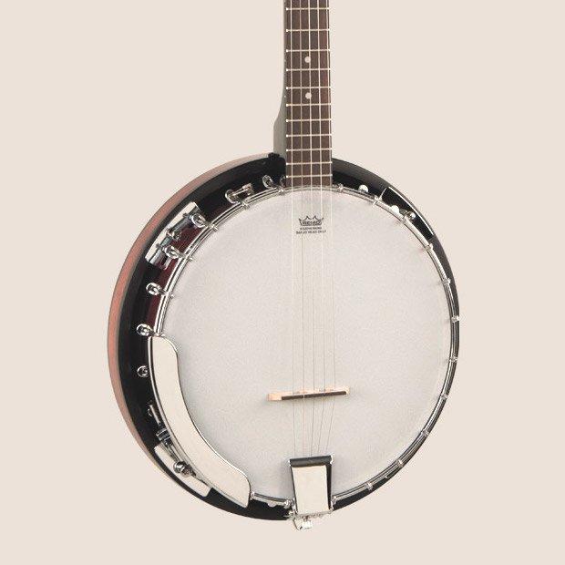 Savannah SB-100 24 Bracket 5-String Banjo