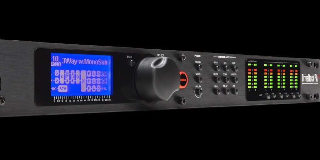 Signal Processors and Audio Effects Rentals