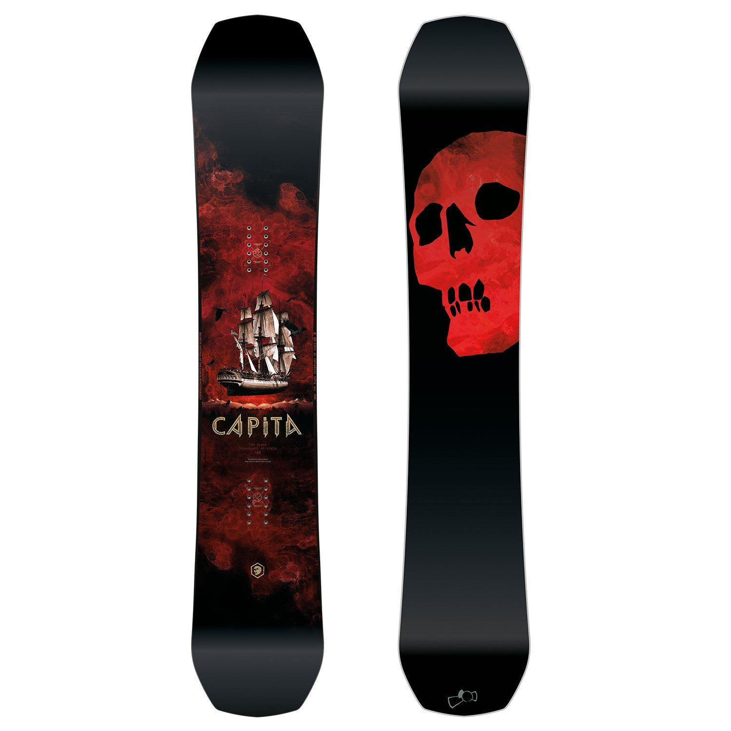CAPITA- The Black Snowboard of Death