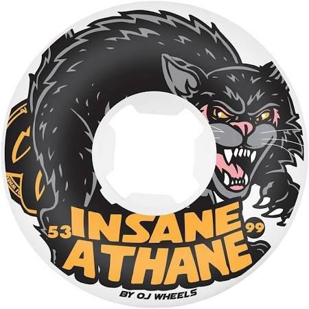 OJ Wheels Cat Insane-A-Thane