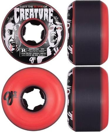 Creature Bloodsuckers Wheels