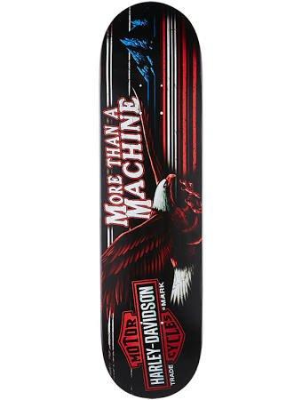 Dark Star Harley Davidson Highway Deck 8.0