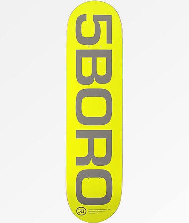5 Boro Exit Logo Deck