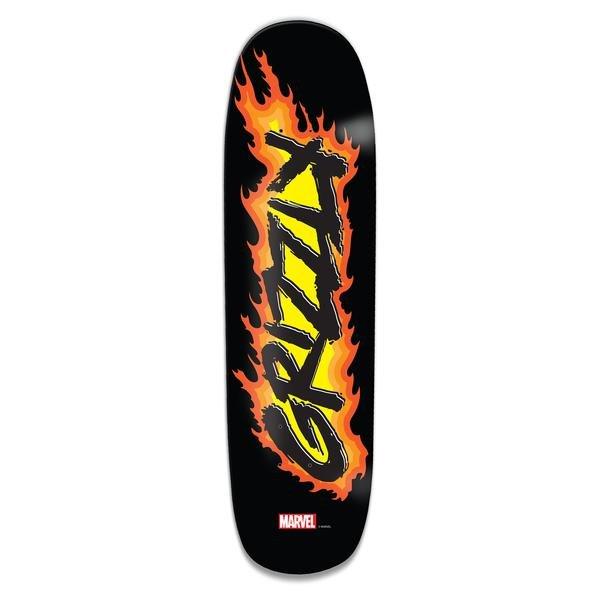 Grizzly Skate Mental Ghoast Rider Cruiser