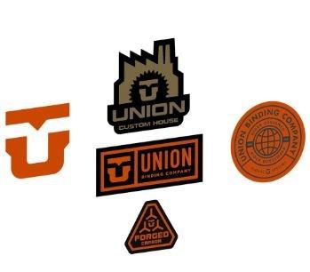 Union Logo Sticker Pack