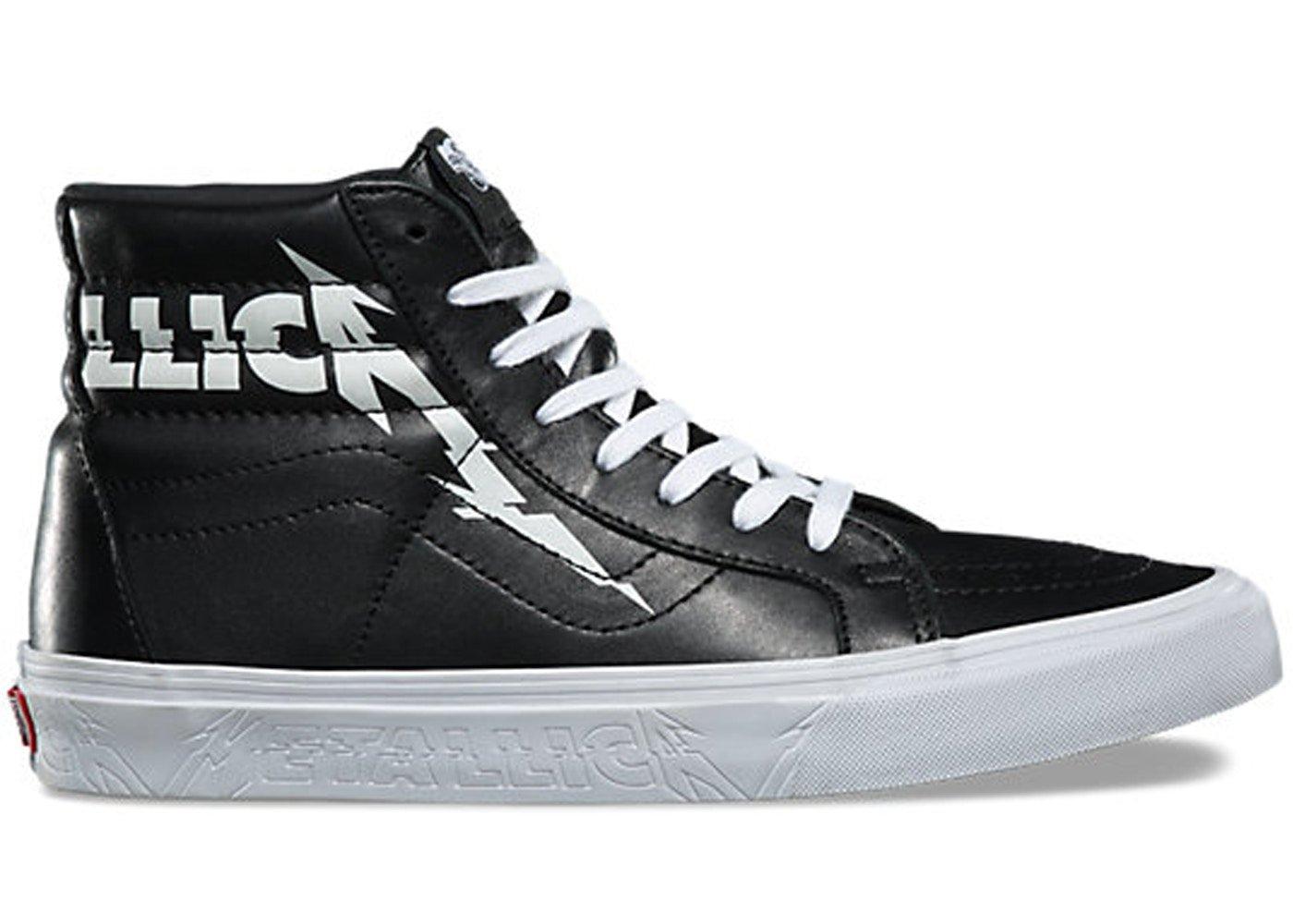Vans UA SK8-Hi MTE Metallica