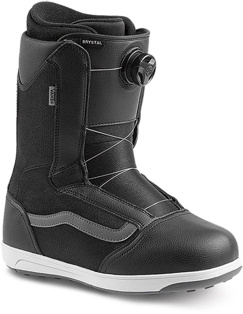 Vans - Brystal | 2018 - Mens Snowboard Boots | Black / Grey