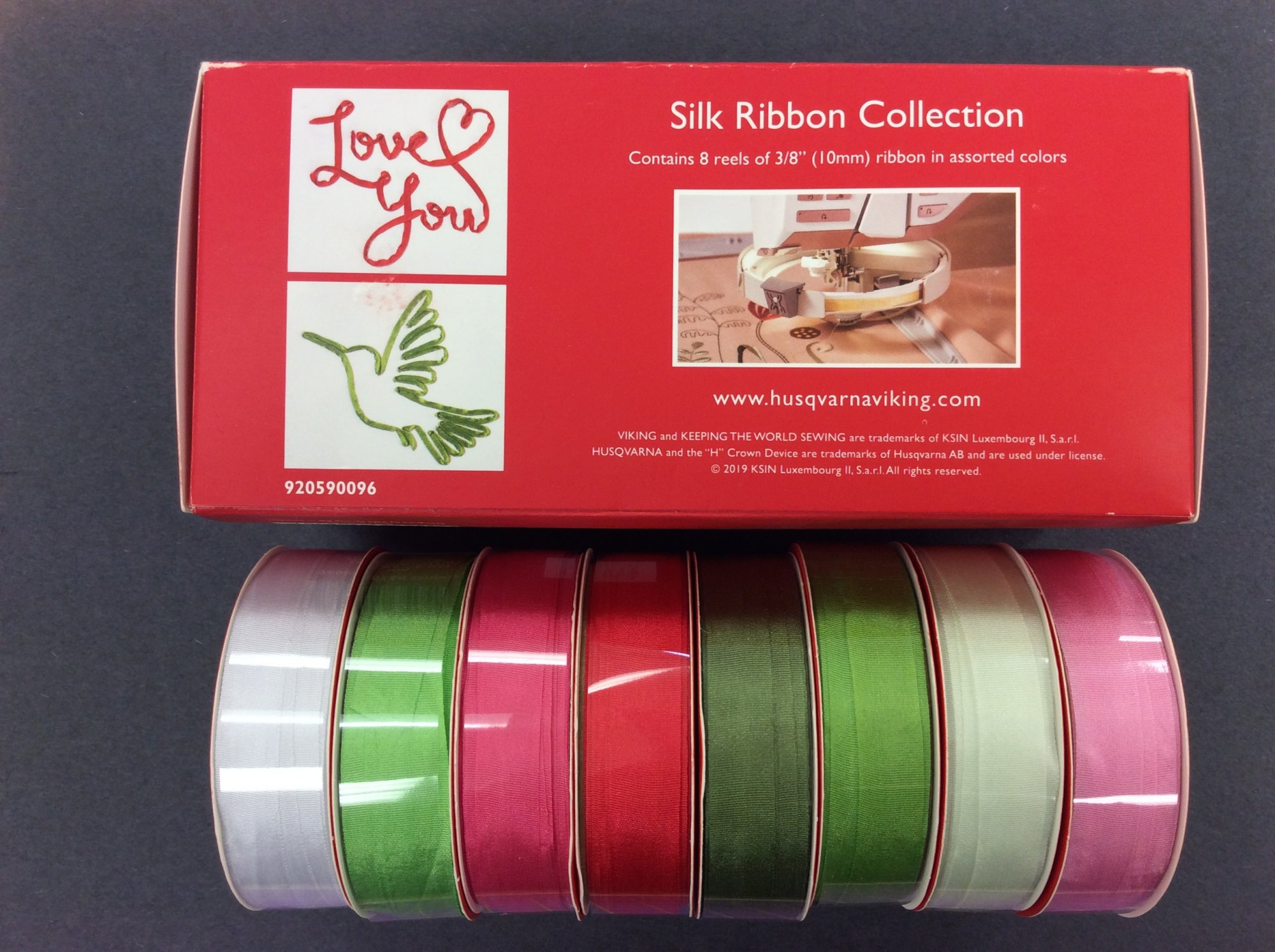 HV Silk Ribbon Collection