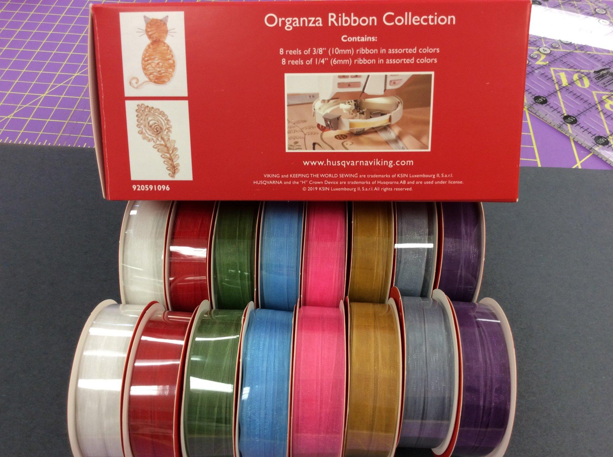 HV Organza Ribbon Collection