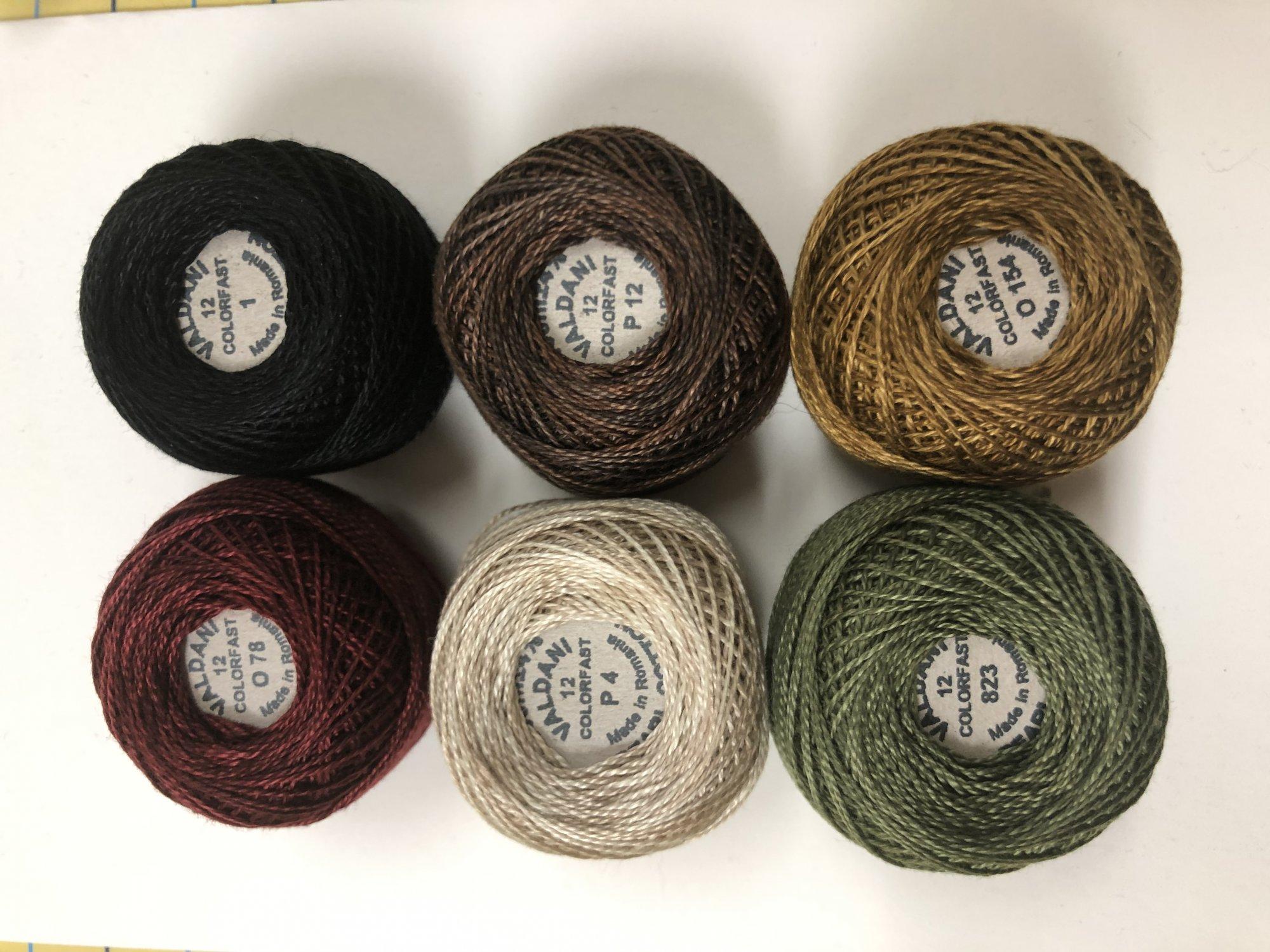 Thread Kit for 1800 St. Nick