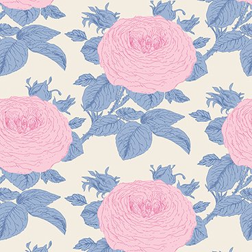 Tilda SunKiss Grandma Rose Blue