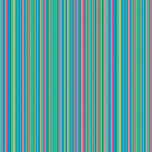 Warp and Weft 2 Mini Stripe Jade 10203Y 46