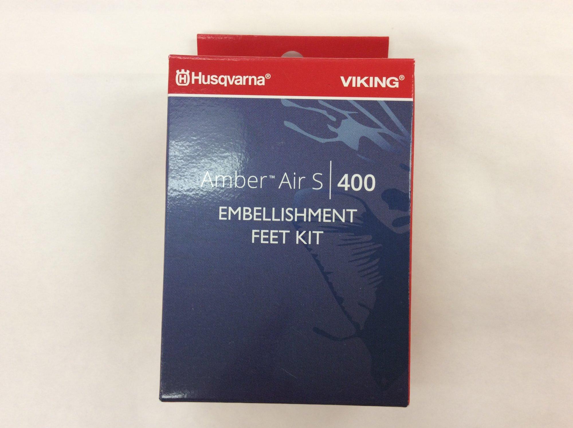 Embellishment Feet Kit for Amber Air 400