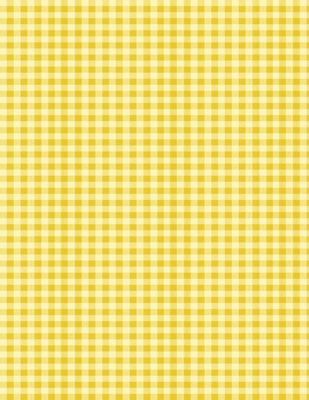 The Berry Best Yellow Gingham 1828-82610-555
