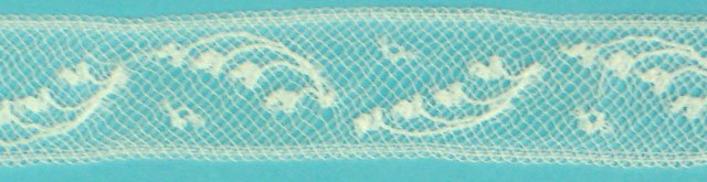 5/8 lace insertion - white 208632