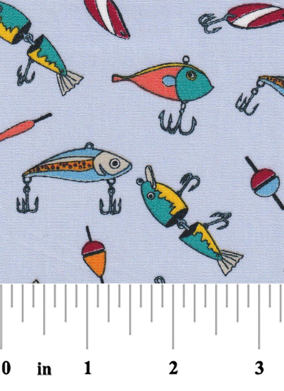Fishing Lure Fabric 2296